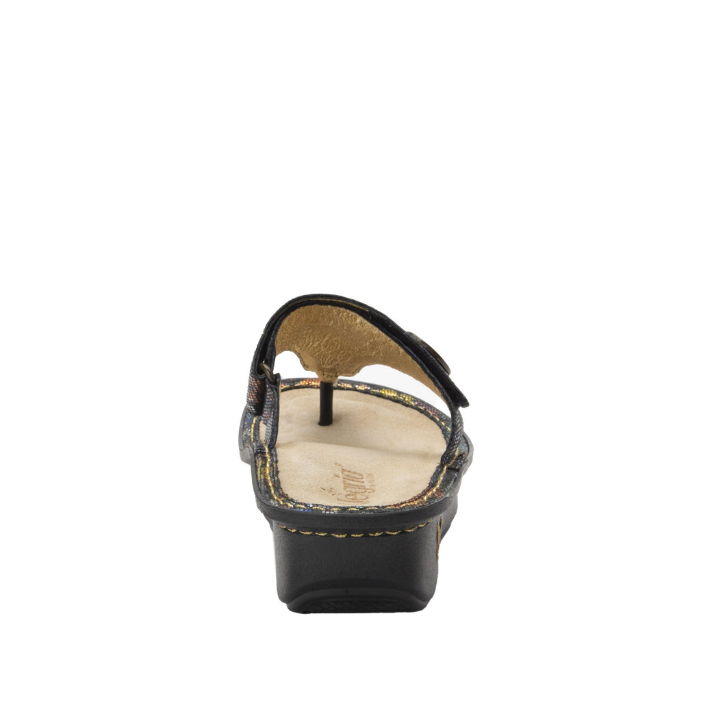 Carina Carefree thong style sandal on the Classic rocker outsole - CAR-7742_S4
