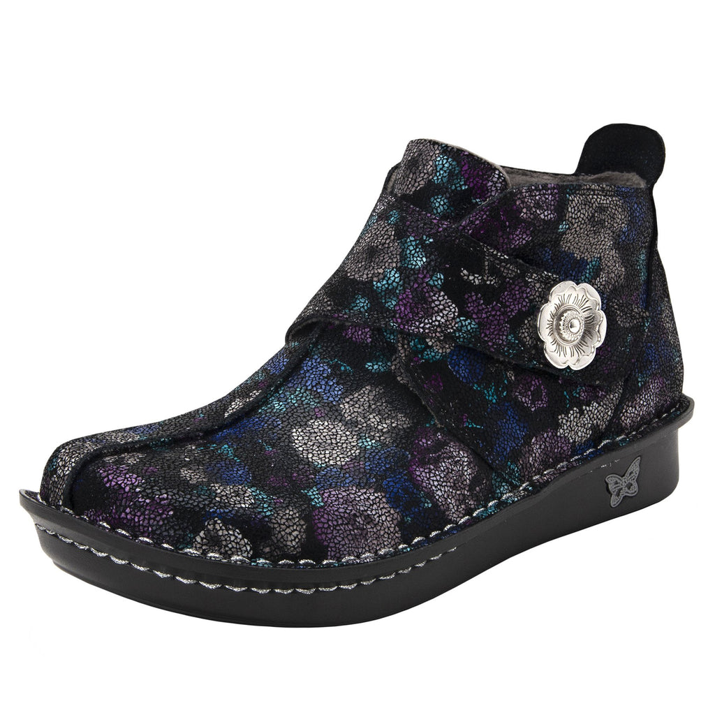 Caiti Winter Formal Boot with adjustable strap on the mini outsole - CAT-186_S1