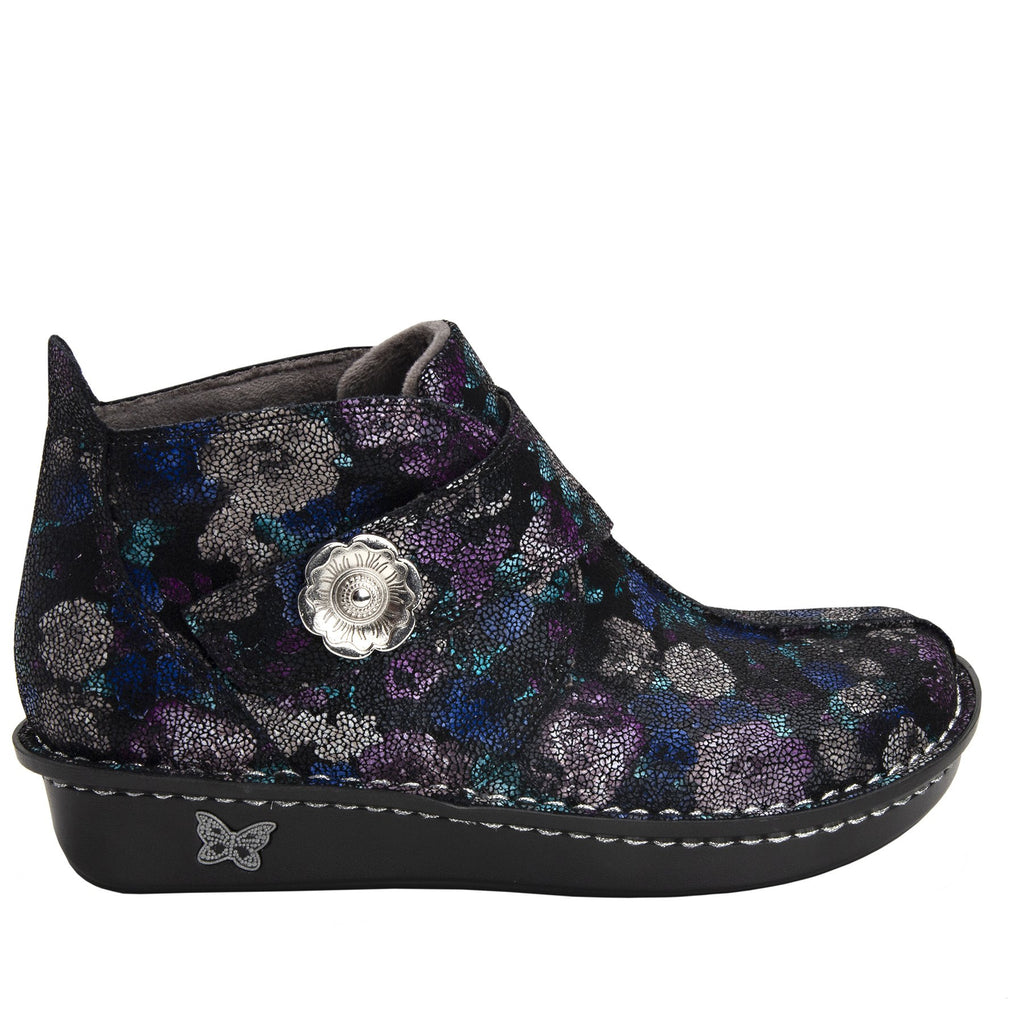 Caiti Winter Formal Boot with adjustable strap on the mini outsole - CAT-186_S2