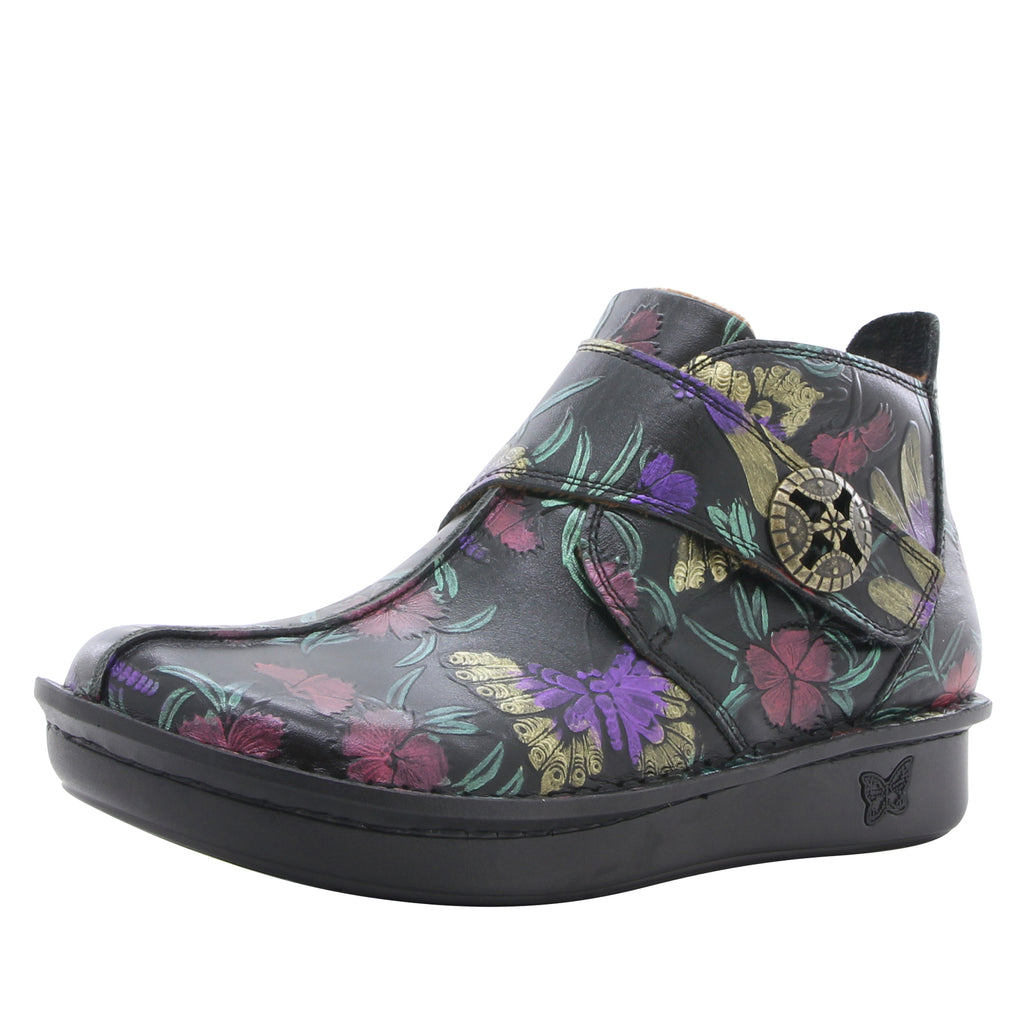 Caiti Meadow Boot with adjustable strap on the mini outsole - CAT-846_S1 (514621177910)