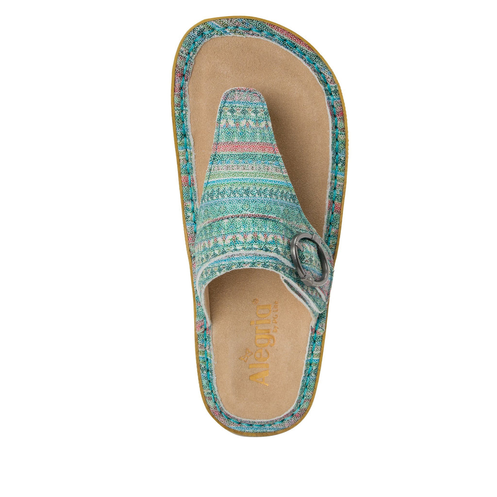 Codi Seascape thong style sandal on classic rocker outsole - COD-168_S4 (1938780487734)