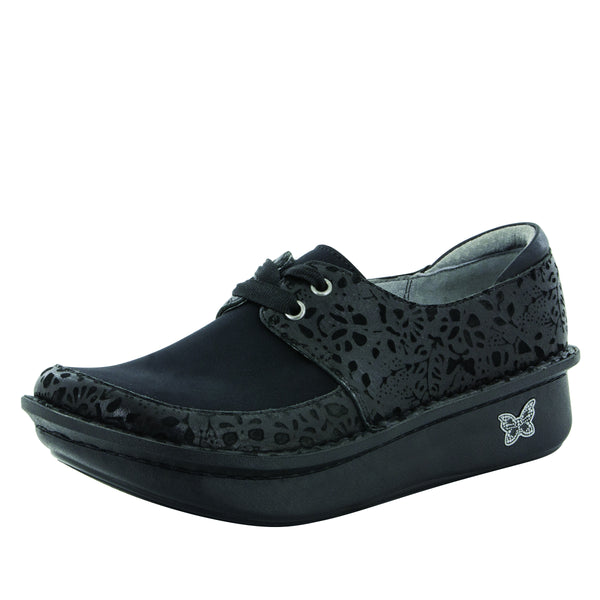 Dani Delicut lace up shoe with Dream Fit technology on the Classic Rocker outsole - DAN-435_S1