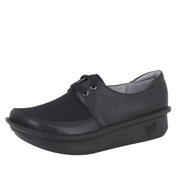 Dani Black Nappa Shoe
