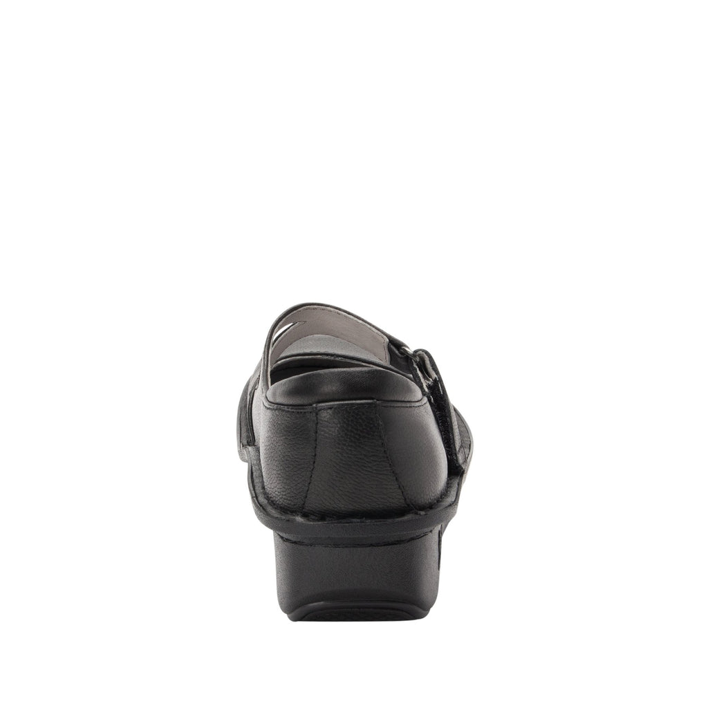 Dayna Upgrade Black Leather Professional Shoe - DAY-161_S4