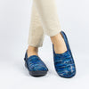 Debra Wavy Navy Shoe - Alegria Shoes - 2