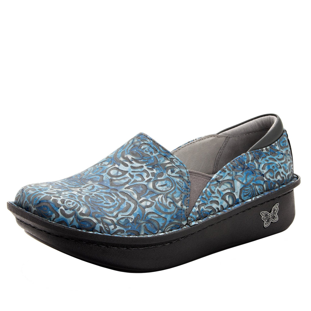 Debra Casual Friday slip-on shoe with Classic Rocker Bottom - DEB-194_S1