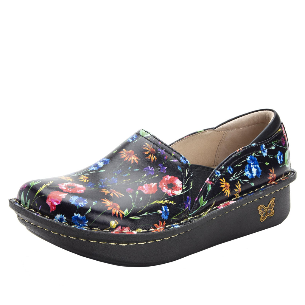 Debra Reverie slip-on shoe with Classic Rocker Bottom - DEB-380_S1