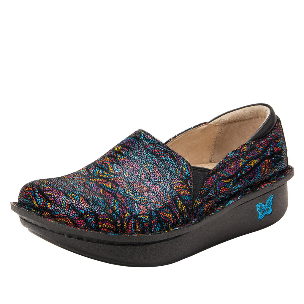 Debra Free Form slip-on shoe with Classic Rocker Bottom - DEB-467_S1