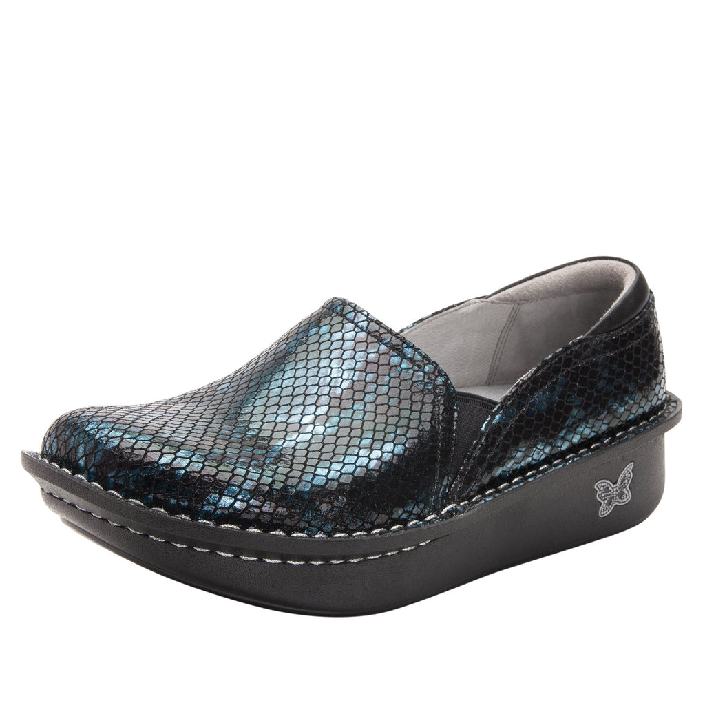 Debra Oceanic slip-on shoe with Classic Rocker Bottom - DEB-468_S1
