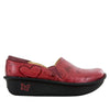 Debra I Heart U Red Shoe - Alegria Shoes - 2