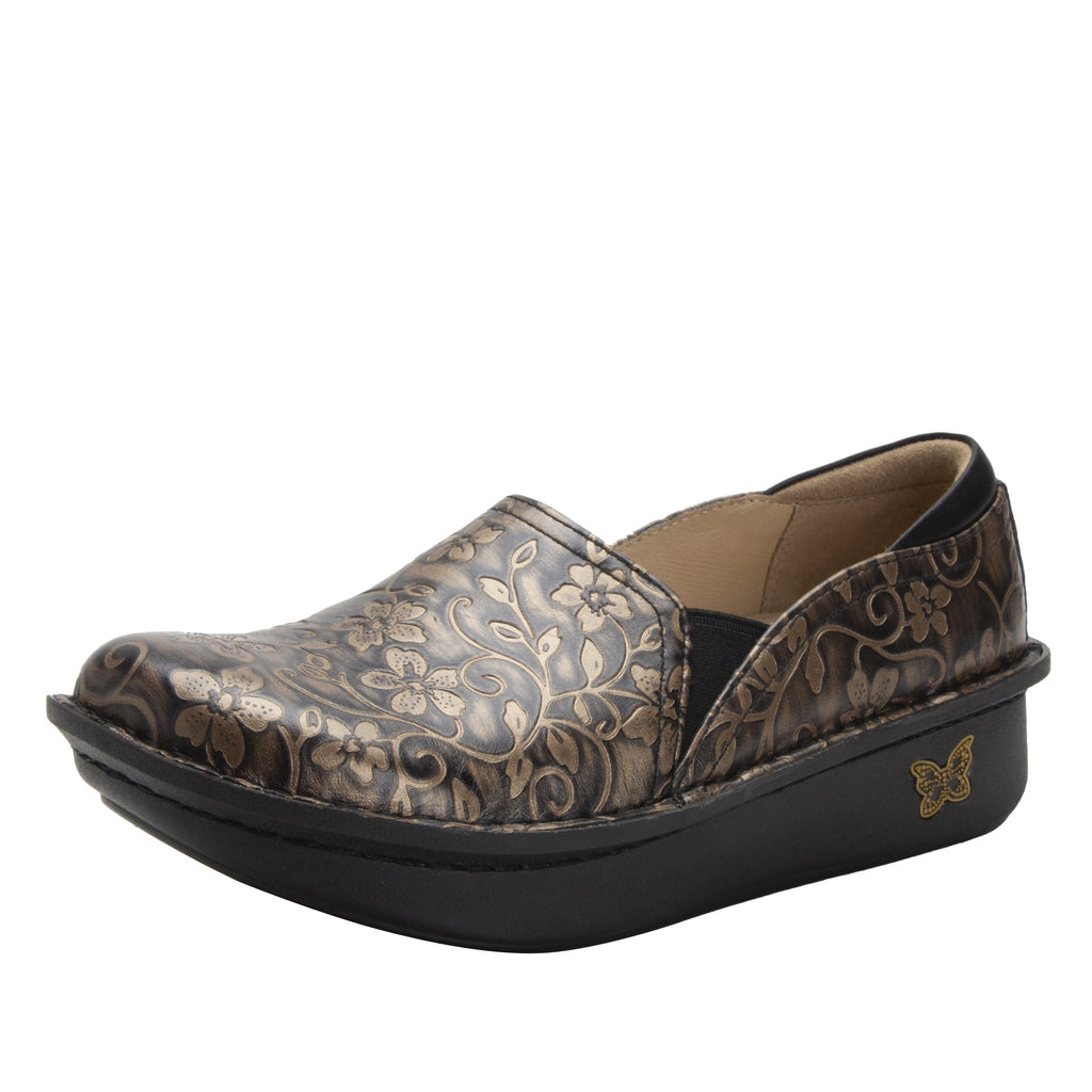 Debra Rustic slip-on shoe with Classic Rocker Bottom - DEB-7701_S1