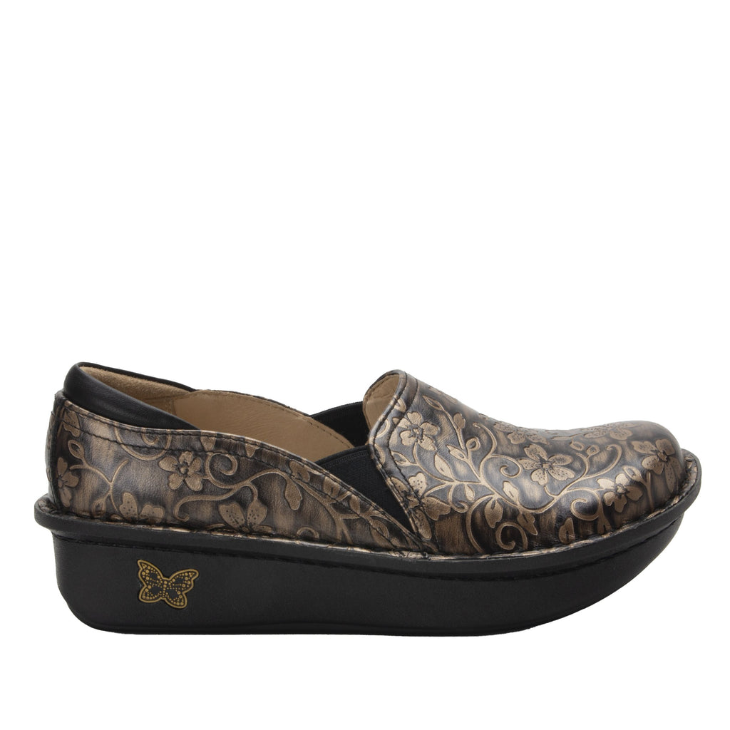 Debra Rustic slip-on shoe with Classic Rocker Bottom - DEB-7701_S2