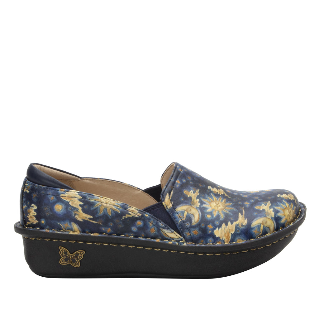 Debra Lullaby slip-on shoe with Classic Rocker Bottom - DEB-7710_S2
