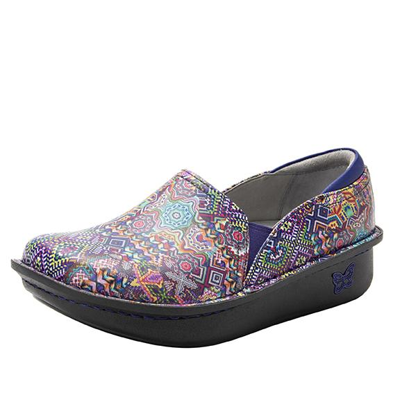 Debra Electrified slip-on shoe with Classic Rocker Bottom - DEB-7810_S1