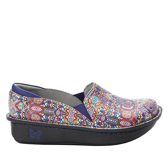 Debra Electrified slip-on shoe with Classic Rocker Bottom - DEB-7810_S2
