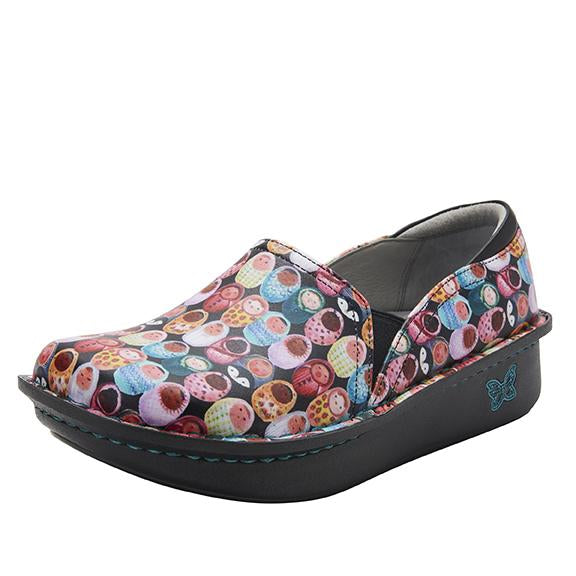 Debra Fresh Baked slip-on shoe with Classic Rocker Bottom - DEB-7811_S1