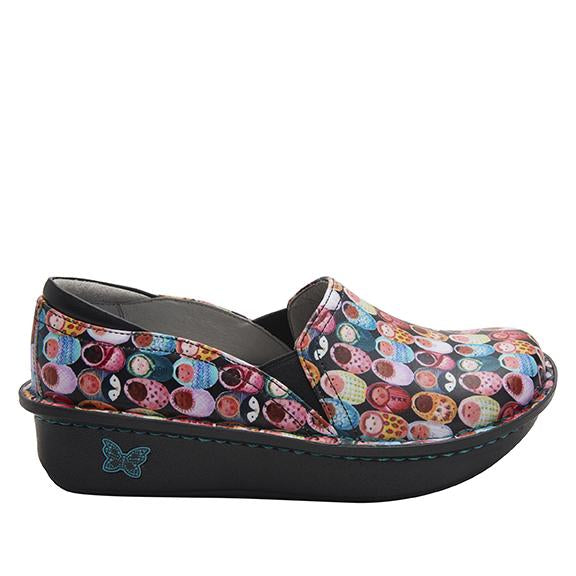 Debra Fresh Baked slip-on shoe with Classic Rocker Bottom - DEB-7811_S2
