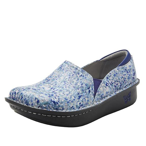 Debra Quarry slip-on shoe with Classic Rocker Bottom - DEB-7813_S1