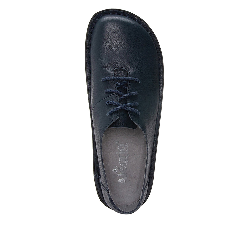 Dillyn Admiral lace up shoes on classic rocker outsole - DIL-187_S4