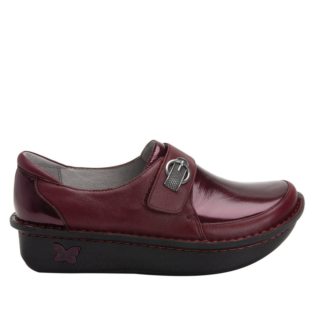 Dixi Syrah Dream Fit™ lined shoe with Classic Rocker Bottom - DIX-191_S2 (2301266362422)