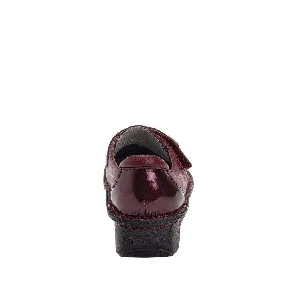 Dixi Syrah Dream Fit™ lined shoe with Classic Rocker Bottom - DIX-191_S3 (2301266362422)