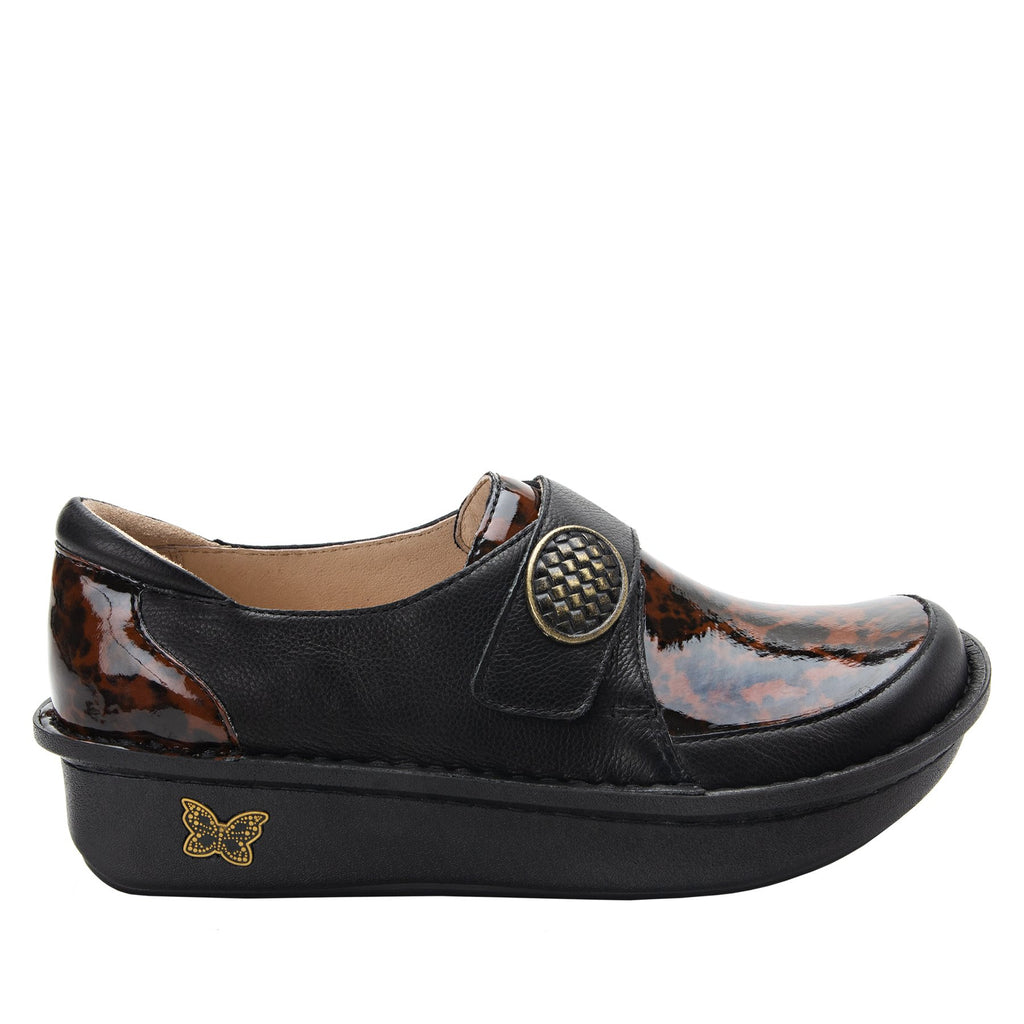 Dixi Tortoise Dream Fit™ lined shoe with Classic Rocker Bottom - DIX-407_S2