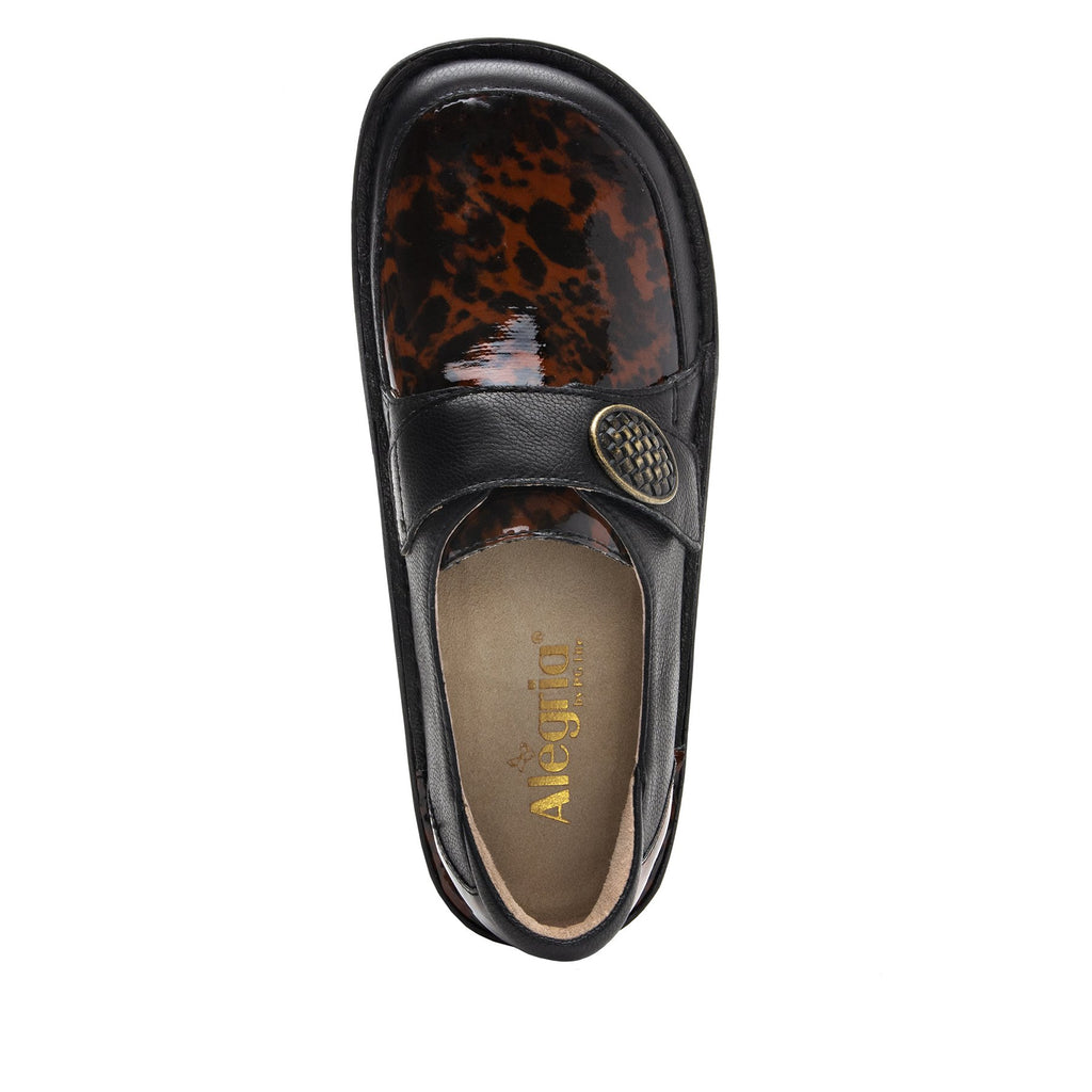 Dixi Tortoise Dream Fit™ lined shoe with Classic Rocker Bottom - DIX-407_S4