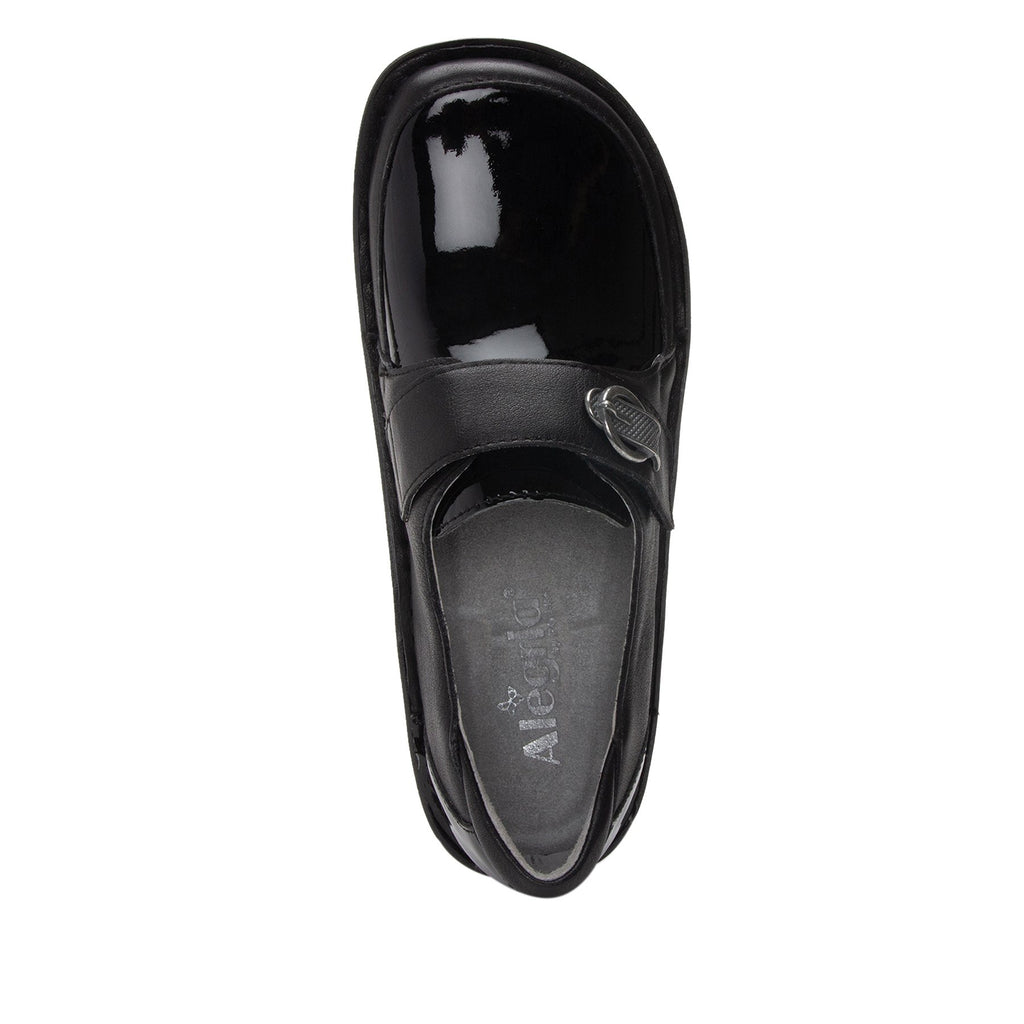 Dixi Black Dream Fit™ lined shoe with Classic Rocker Bottom - DIX-601_S4