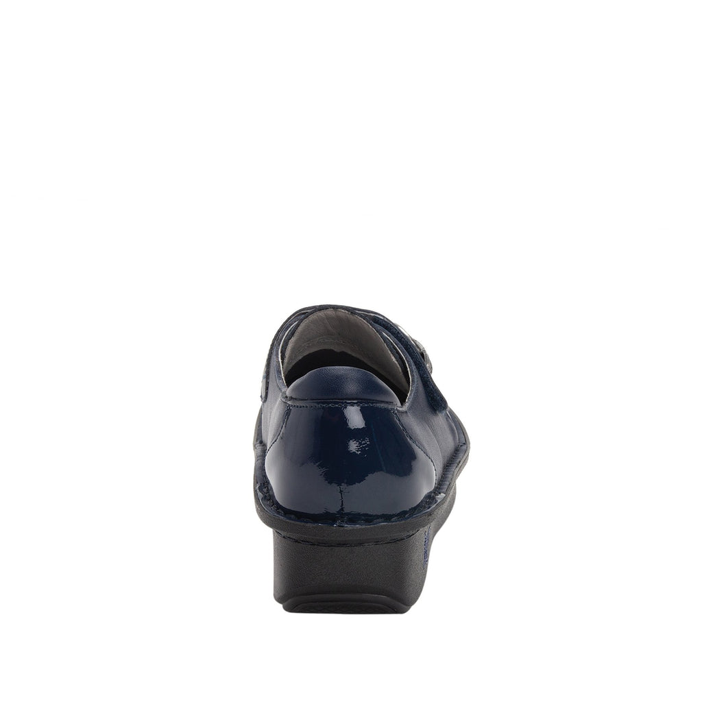 Dixi Navy Dream Fit™ lined shoe with Classic Rocker Bottom - DIX-622_S3 (2301266493494)