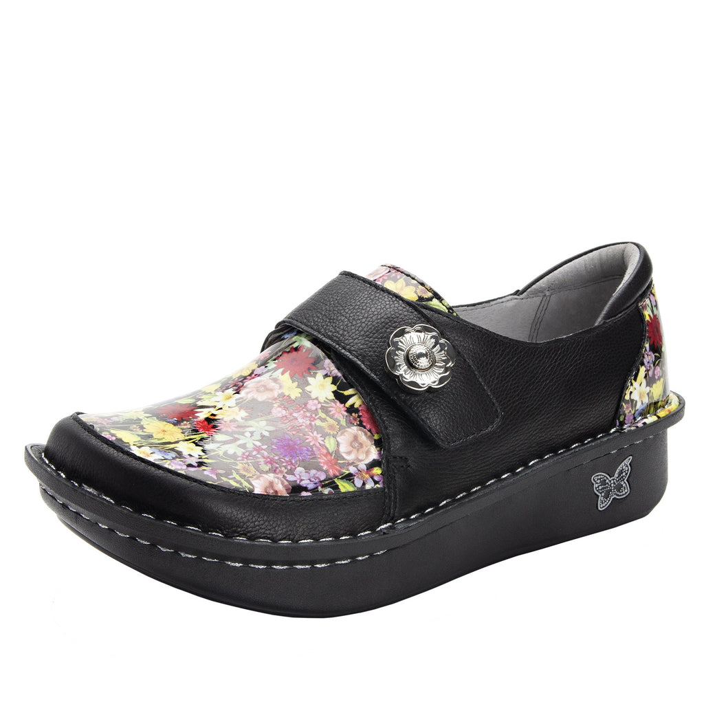 Dixi Pollinate Dream Fit™ lined shoe with Classic Rocker Bottom - DIX-845_S1