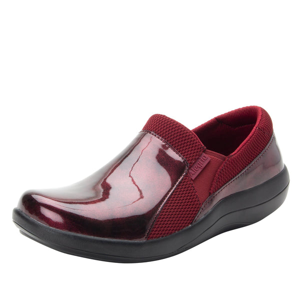 Duette Plumtastic sport rocker professional shoe with dual density polyurethane outsole. DUE-112_S1