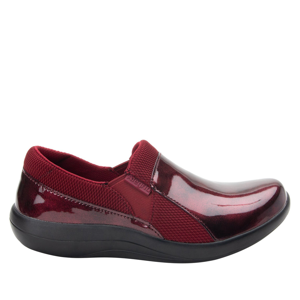 Duette Plumtastic sport rocker professional shoe with dual density polyurethane outsole. DUE-112_S2
