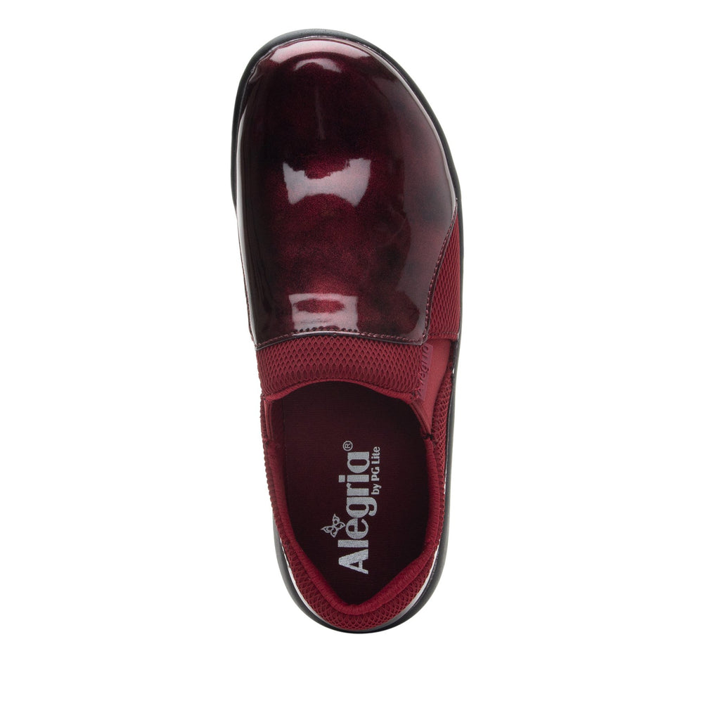 Duette Plumtastic sport rocker professional shoe with dual density polyurethane outsole. DUE-112_S4
