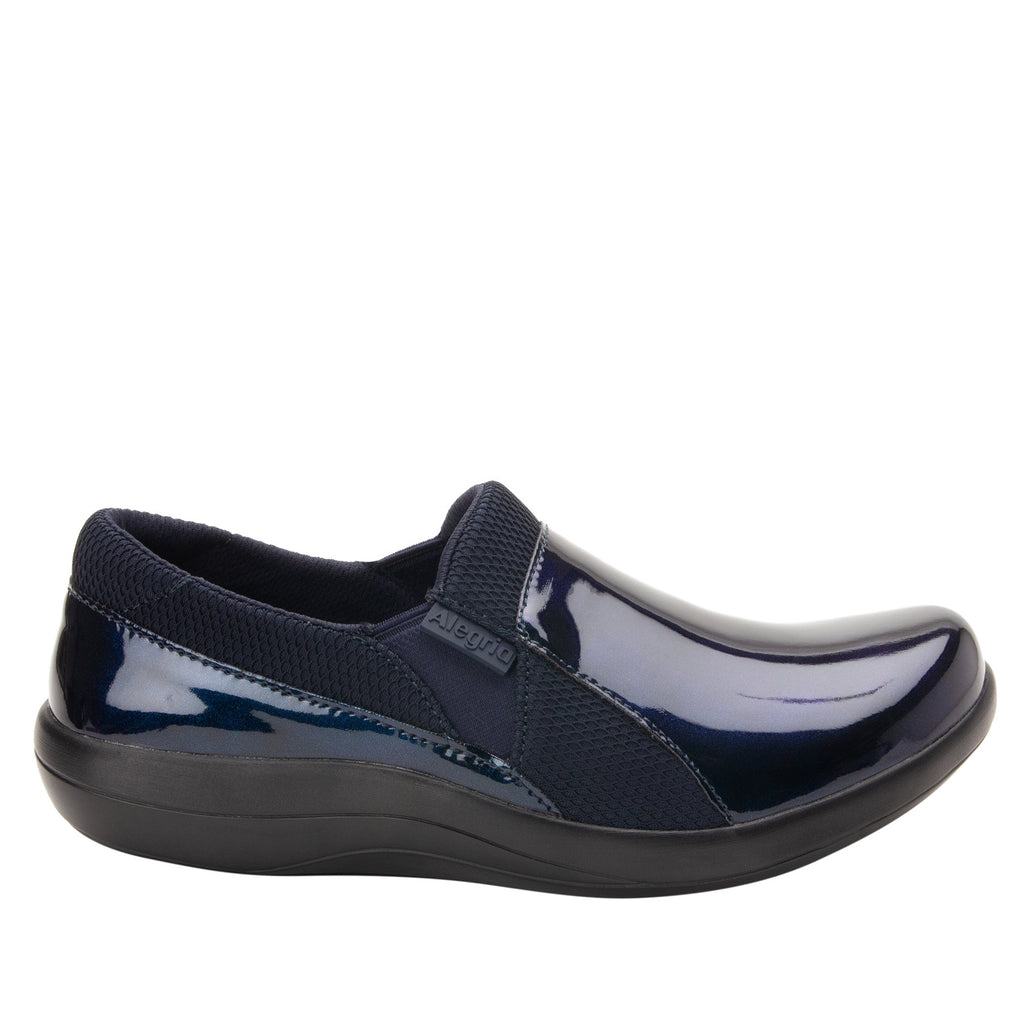 Duette True Blue sport rocker professional shoe with dual density polyurethane outsole. DUE-127_S2