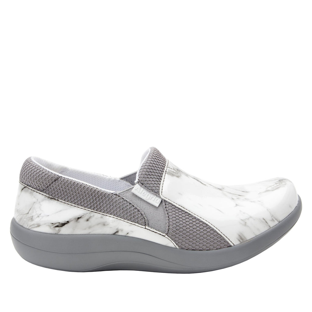 Duette Marbleized sport rocker professional shoe with dual density polyurethane outsole. DUE-160_S2