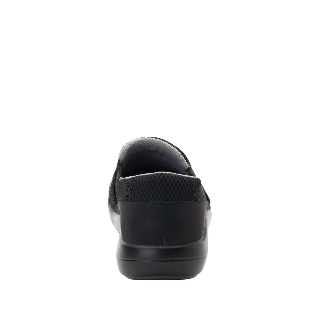 Duette Black sport rocker professional shoe with dual density polyurethane outsole. DUE-601_S3
