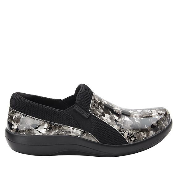 Duette Pewter Composite sport rocker professional shoe with dual density polyurethane outsole. DUE-7887_S2