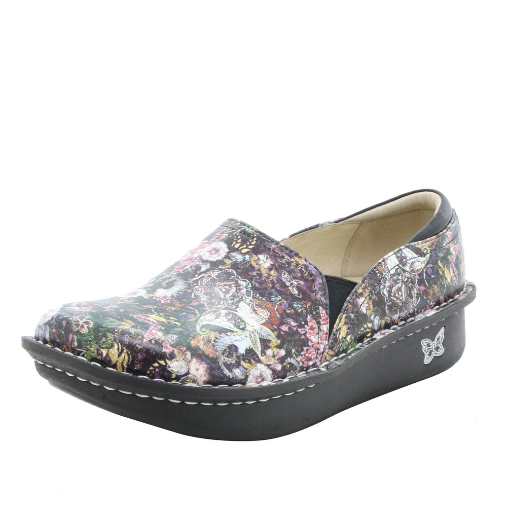 Debra Medley slip-on shoe with Classic Rocker Bottom - DEB-775_S1