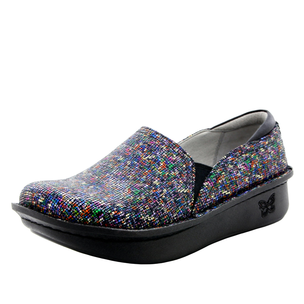 Debra All Spice slip-on shoe with Classic Rocker Bottom - DEB-476_S1