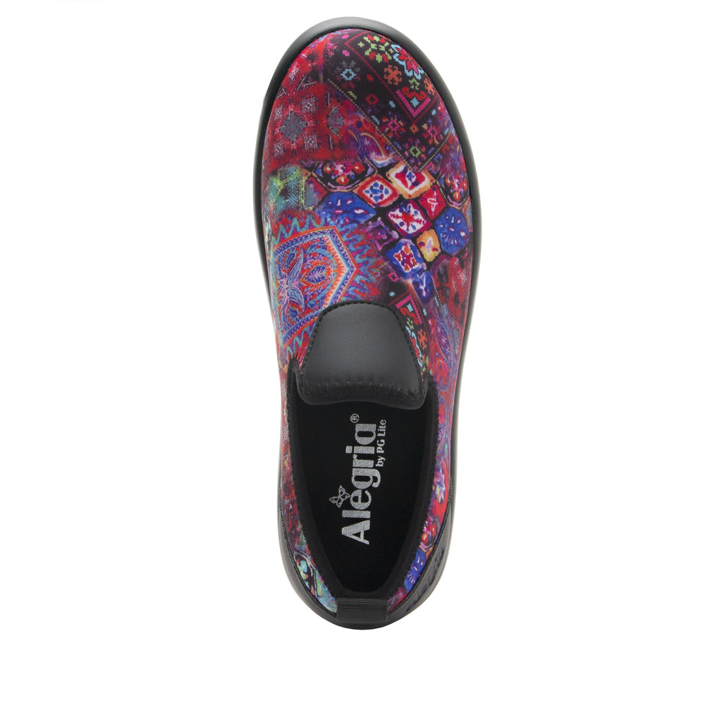 Eden Beauty Blur Dream Fit™ upper slip on style shoe with non-flexing rocker outsole - EDE-671_S4