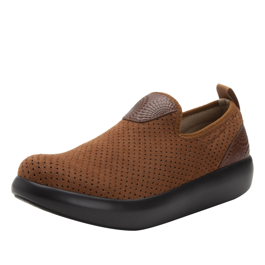 Eden Brandy Dream Fit™ upper slip on style shoe with non-flexing rocker outsole - EDE-7727_S1