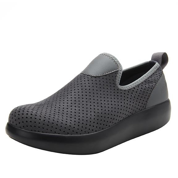 Eden Ash Flow Dream Fit™ upper slip on style shoe with non-flexing rocker outsole - EDE-7861_S1