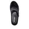 Ella Black Sprigs Shoe - Alegria Shoes - 4