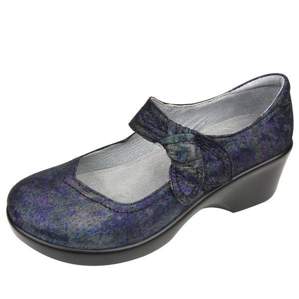 Ella Indigo Dream Shoe - Alegria Shoes