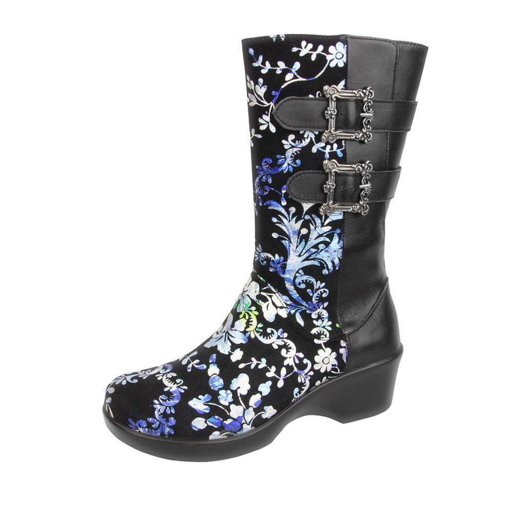 Erica Snazzy Boot - Alegria Shoes