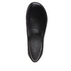 Eryn slip on career fashion wedge shoe in timeless Breezeway Black- ERY-271_S4