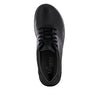Essence Black Nappa Shoe - Alegria Shoes - 4