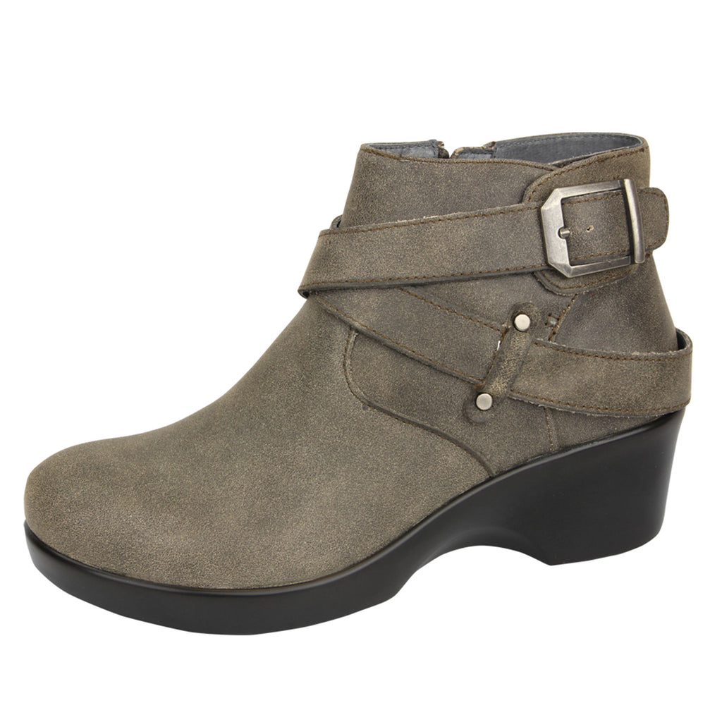 Eva Drifted Boot - Alegria Shoes