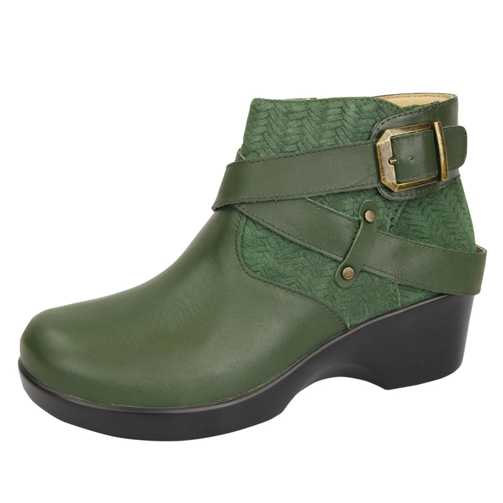 Eva Evergreen Boot - Alegria Shoes