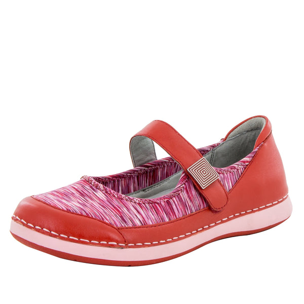 Gem Red Shoe